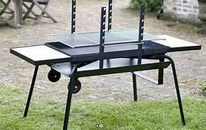 Grille De Barbecue Grande Taille : pour un barbecue de grande taille infos des entrepreneurs ~ Melissatoandfro.com Idées de Décoration
