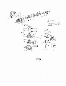 Weed Eater Fl1500 Type 7 Gas Leaf Blower Parts