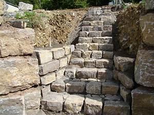 Treppe 4 Stufen Selber Bauen : hausbau erfahrungen treppe ein fertighaus entsteht bauen umziehen einrichten wohnen ~ Bigdaddyawards.com Haus und Dekorationen