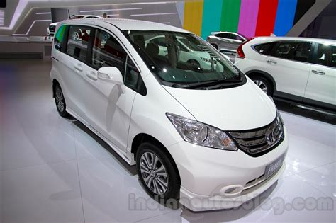 honda indonesia indonesia live honda freed mini mpv gets updates