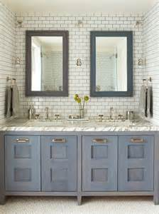small double sink vanity bathroom contemporary with