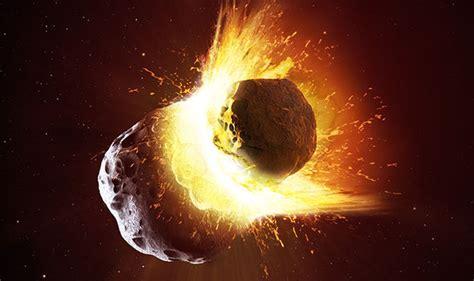 holy grail  space huge ancient asteroids discovery reveals secret origins  universe