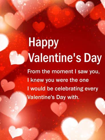 happy valentines day card birthday greeting