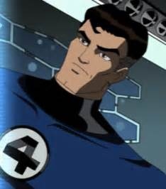 Earth's Mightiest Heroes Mr. Fantastic