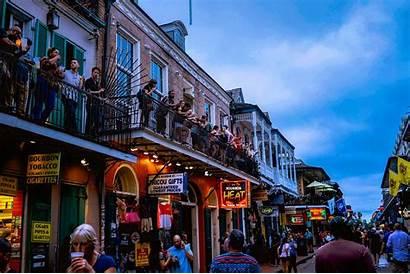 Orleans Future Bourbon Street Travel Capturing