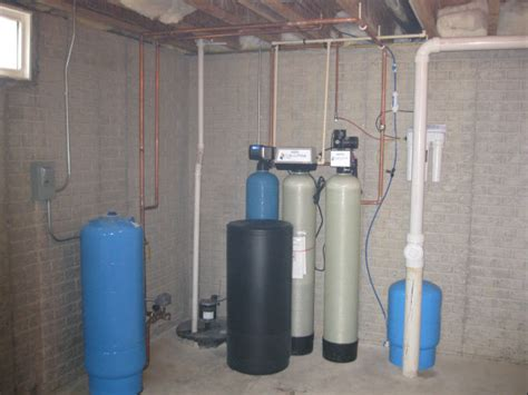Hellenbrand Iron Curtain Maintenance by Water Softener Iron Curtain Osmosis System