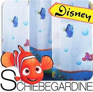 Findet Nemo Kostüm Baby : disney findet nemo fl chenvorhang gardine kinder baby ebay ~ Frokenaadalensverden.com Haus und Dekorationen