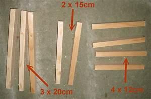 Chevalet Coupe Bois : fabriquer un chevalet de peintre en bois bricolage maison ~ Premium-room.com Idées de Décoration