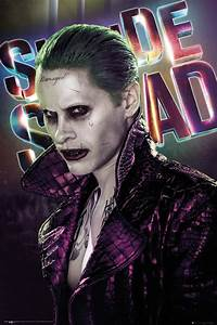 Suicid Squad Joker : check out the joker deadshot harley quinn on new suicide squad posters live for films ~ Medecine-chirurgie-esthetiques.com Avis de Voitures