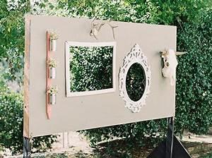 Decor Photobooth Mariage : cr ez votre photobooth de mariage selon votre style deco diy wedding photo booth diy ~ Melissatoandfro.com Idées de Décoration