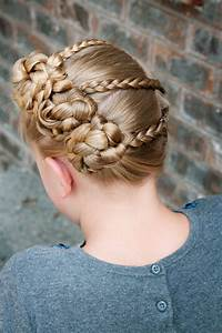 our take on this hairdo http://pinterest com/pin/155593978/ hair style Pinterest Hair