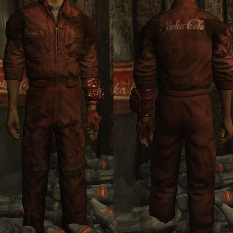 fallout 3 jumpsuit nuka vault vault 44 the nexus