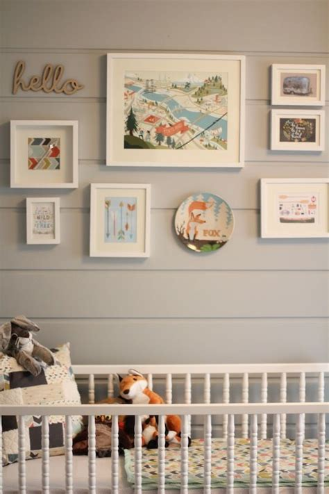 Before & After Baby E's Nursery  Bebes Pinterest