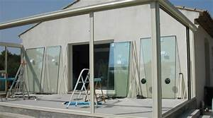 Veranda En Kit Castorama : prix d 39 une v randa en pvc co t moyen tarif de pose ~ Melissatoandfro.com Idées de Décoration