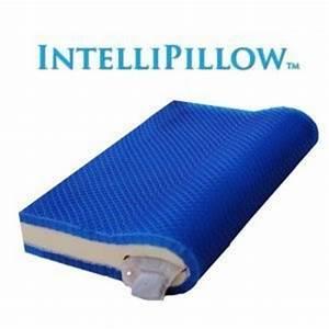 amazoncom intelligel pillow side sleeper regular neck With best pillow for side sleepers amazon