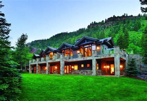 20 Famous Wealthy People With Beautiful Homes In Aspen, Co