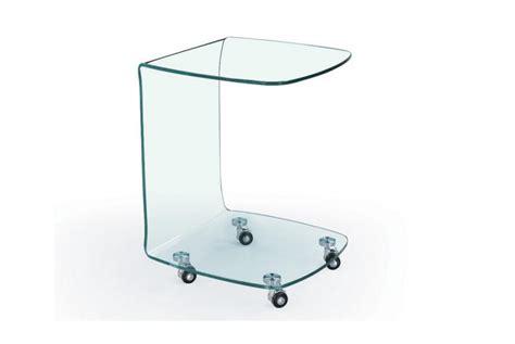 bout de canap verre bout de canapé toby design sur sofactory