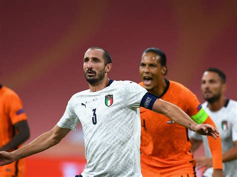 Italy vs Netherlands live stream: How to watch Nations ...