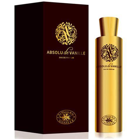 absolu de vanille la maison de la vanille perfume a fragrance for and 2011
