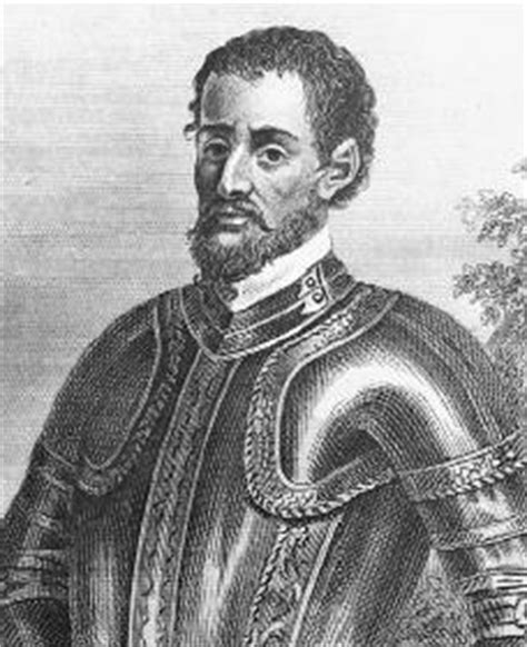 hernando de soto biography family son information
