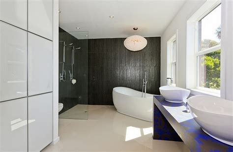 Modern Black And White Bathroom Accessories by Black And White Bathrooms Design Ideas Decor And Accessories