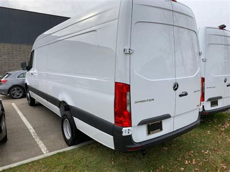 """3500 xd high roof i4 170 extended rwd. Pre-Owned 2019 Mercedes Benz Sprinter Cargo Van 3500XD High Roof V6 170"""" EXT 4x4 Save $5,500 ..."""