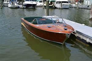 1956 Chris Craft Classic 1839 Continental 1956 Power Boat