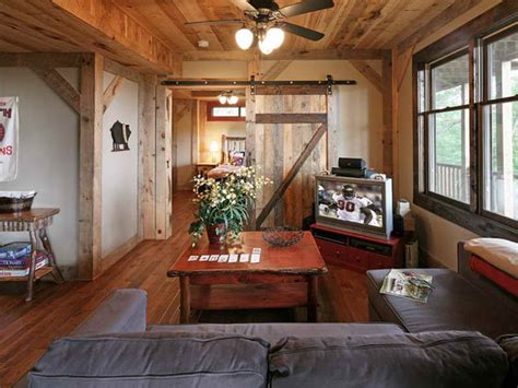 rustic home interior bloombety modern rustic homes interior family room