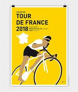 The Grand Tour En Francais : my tour de france minimal poster 2018 chungkong ~ Medecine-chirurgie-esthetiques.com Avis de Voitures