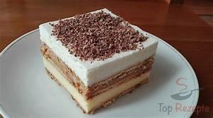 Karamell Vanille Sahne Kuchen ohne Backen Top Rezepte de
