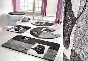 Teppich Grau Silber : 1 st badematte 70 x 110 silber grau badteppich vorleger teppich matte neu ebay ~ Markanthonyermac.com Haus und Dekorationen
