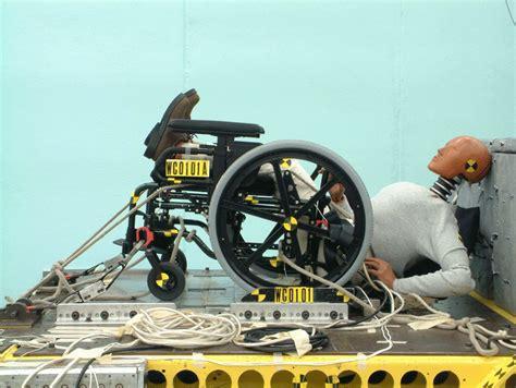 Crashworthiness of Forward-Facing Wheelchairs under Rear