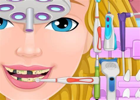 sourire de fille parfait sur jeux fille gratuit