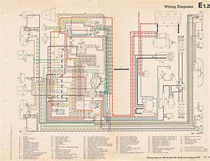 Thesamba Com Type 2 Wiring Diagrams Wiring Diagram