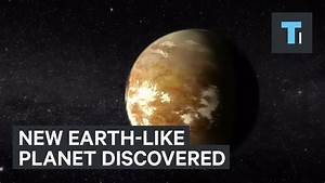 New Earth-like planet discovered - YouTube