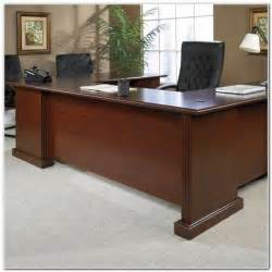 sauder executive desk sauder heritage hill executive desk