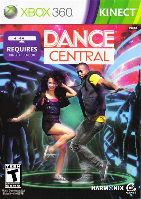dance central xbox  review  game