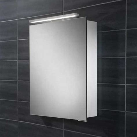 Allibert Bathroom Cabinets by Hib Xenon 120 Led Aluminium Illuminated Bathroom Cabinet