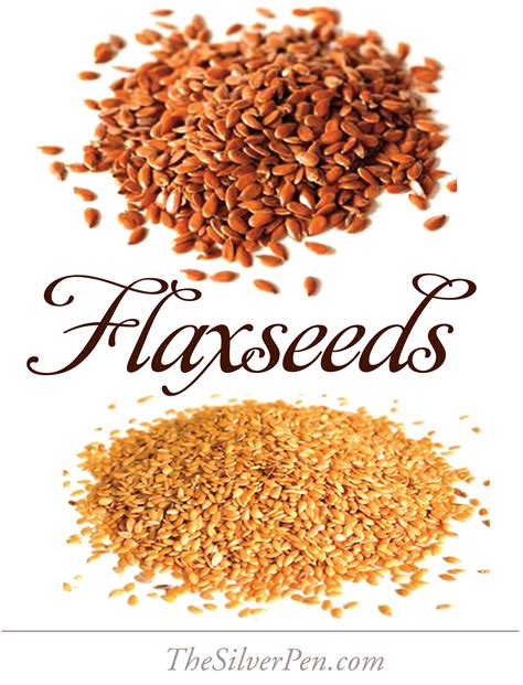 Flaxseed Oil Beating Cancer With Nutrition The Silver Pen