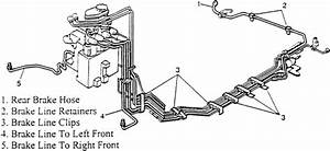 Ford Expedition Brake Line Diagram