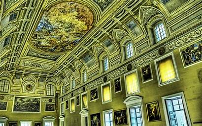 Vatican Chapel Sistine Palace Apostolic Italy Rome