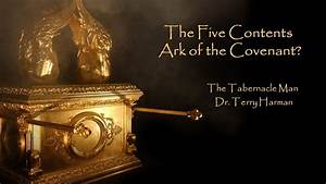 5 Contents Of The Ark Of The Covenant