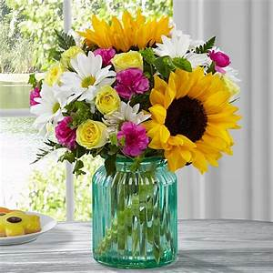 FTD Sunlit Meadows Bouquet by Better Homes and Gardens at