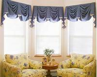 valances for bay windows Varieties of Valances for Windows Available for Your Home | Elliott Spour House