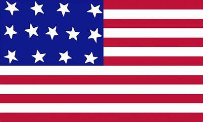 Flag American Cartoon United America States Clipart