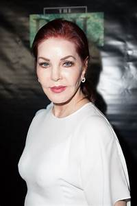 PRISCILLA PRESLEY at Farinelli and the King Opening Night ...