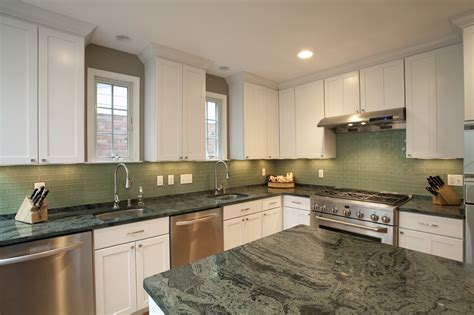 going green with granite use