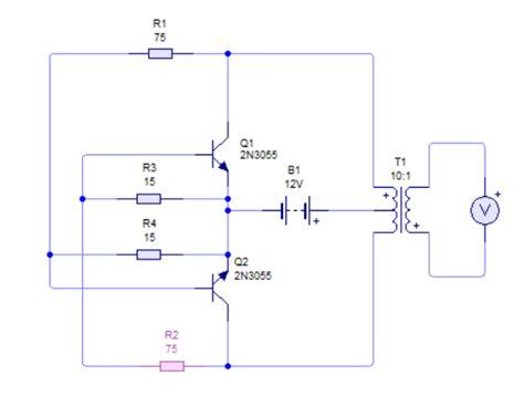 Need Help Inverter Circuit