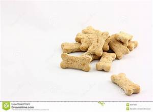 Pile Of Dog Biscuits