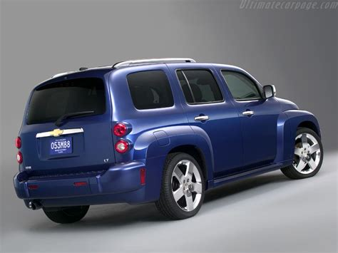 Chevrolet Hhr 2lt High Resolution Image 4 Of 6